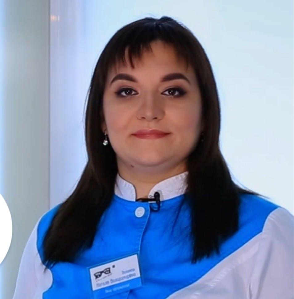 лікар офтальмолог Волинець Наталія Володимирівна