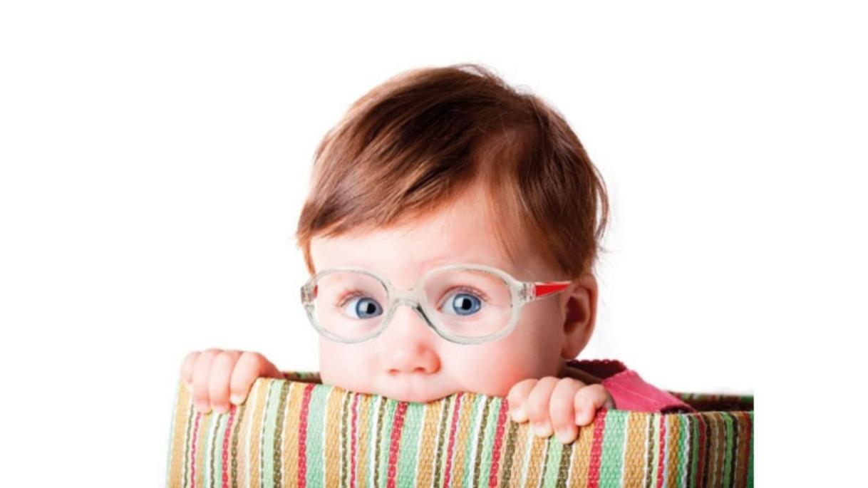 Підбір дитячих окулярів